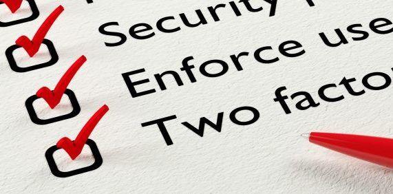 Download: Remote Workforce Security Checklist - Logo